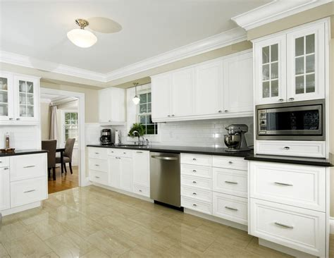 modern crown molding for kitchen cabinets molding above kitchen cabinets kitchen transitional with