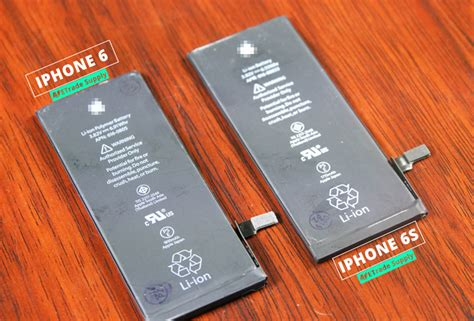 iphone 6 battery size exchangeable battery for iphone 6s 6 iphone 6s 6