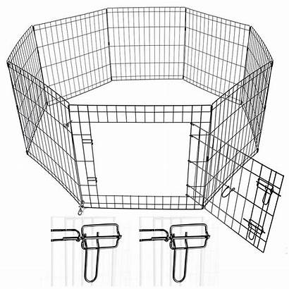 Dog Fence Playpen Play Pen Pet Cage