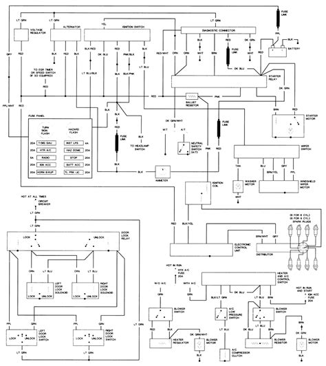 Can Get Wiring Schematic Voltage Ohm Specs For