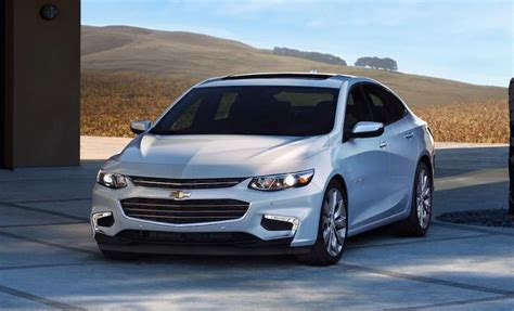 2019 Chevrolet Malibu Changes, Review, Price, Release date ...