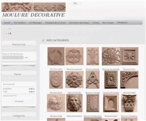 Moulure Bois Décorative : moulures decoratives furniture appliques ~ Nature-et-papiers.com Idées de Décoration