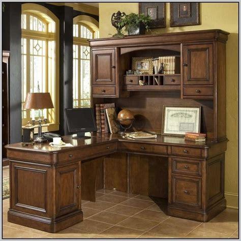 T Shaped Desk With Hutch   Desk : Home Design Ideas #