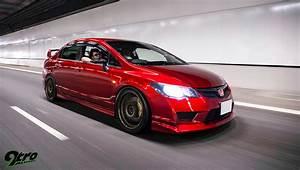 Honda Civic Type R - Seeing Red - 9tro