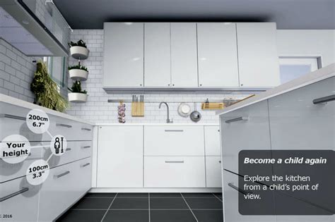 application cuisine ikea ikea lance sa quot kitchen vr experience quot une
