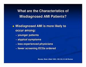 Which Chest Pain Can Be Safely Discharged From Ed