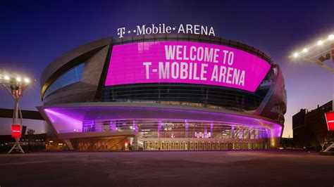 The Coolest Things About The New T-mobile Arena, Site Of Small Business Card Printing Machine Paper Weight For Cards And Price Lists Visiting Printers Nagpur Template 10 Per Sheet Photoshop Png Design Manchester Banaswadi