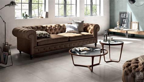 Poltrona Frau Chester One Sofa By Renzo Frau