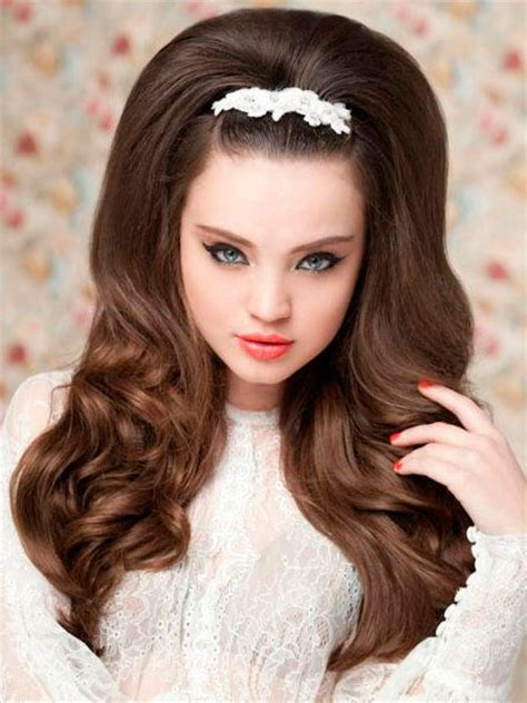 60s Fashion Hairstyles by How To Add 60s To Your Look Hairstyles