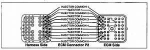 3100 Heui Troubleshooting Injector Solenoids Circuit Test