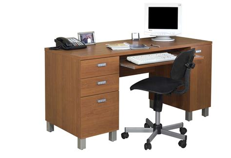 post it bureau pc computer desk with printer storage