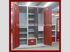 Modern Indian Style Red Steel Iron Designer Bedroom