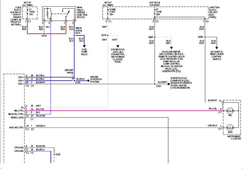 2001 Chevy Tracker Fuse Diagram by 2002 Chevy Tracker Engine Diagram Downloaddescargar