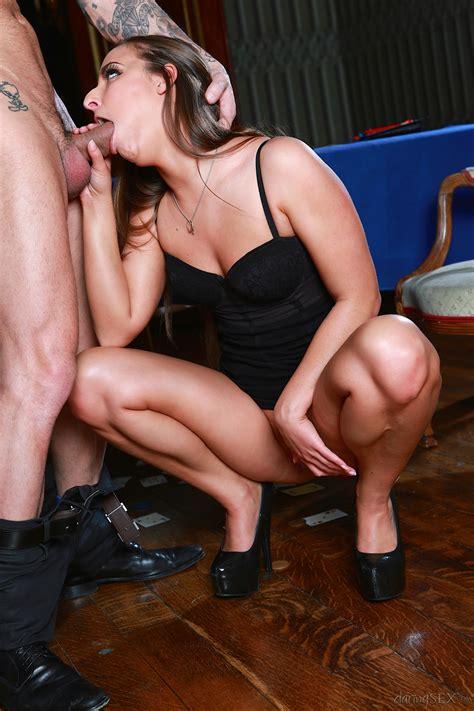 Babe In Black Dress Likes Casual Sex Photos Amirah Adara