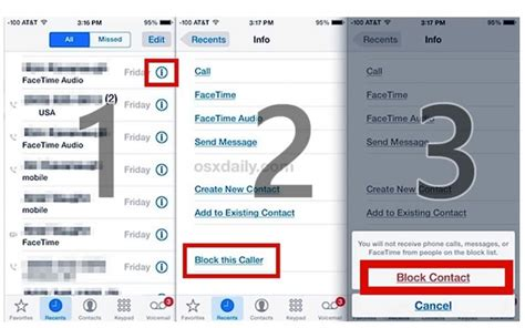 how to block on iphone how to block a number on iphone and android