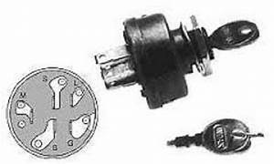 Mtd Riding Lawn Mower Heavy Duty Ignition Switch Replaces