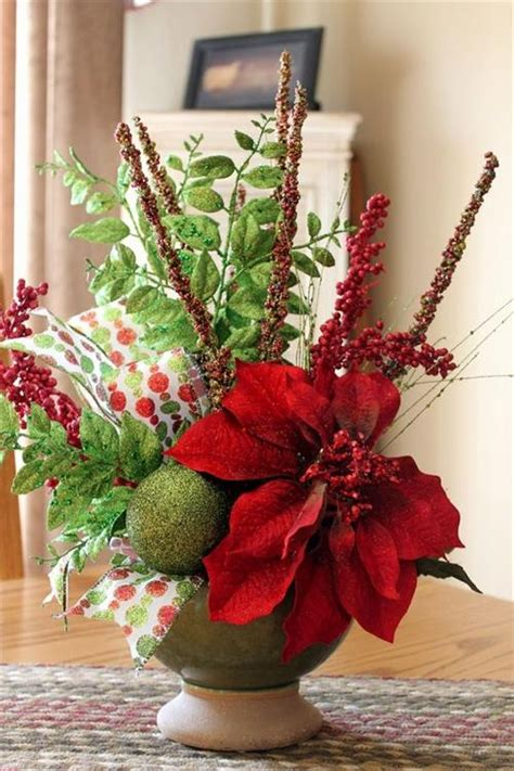 diy centerpieces ideas diy craft projects - Centerpiece For Christmas