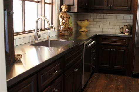 Countertops Stainless Steel by Residential Stainless Steel Countertops Empire Laser