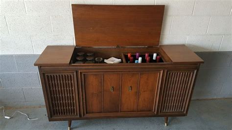 vintage stereo cabinet repurposed 664 best ernie 39 s mid century finds images on pinterest