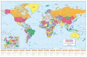 Calendar 2016 World Maps
