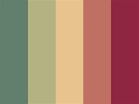 17 best images about inspirational colour palettes on