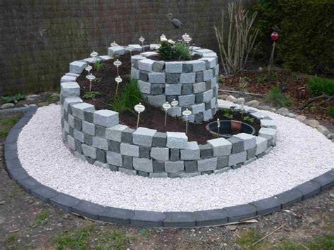 kräuterspirale selber bauen kr 228 uterspirale bauanleitung zum selber bauen heimwerker