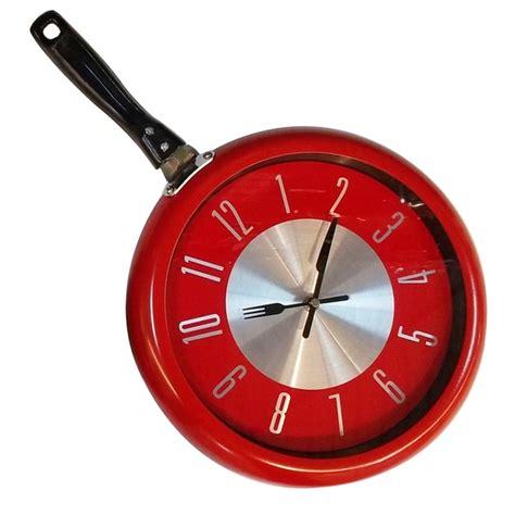 horloge de cuisine montre murale cuisine