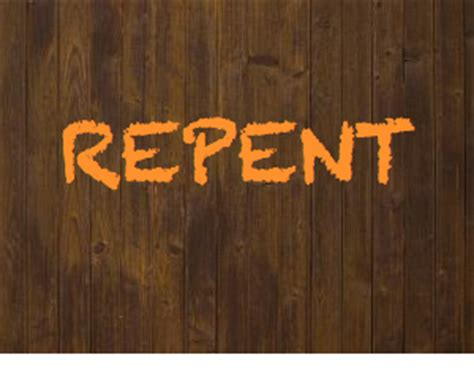 word study  repent bible study learning  living