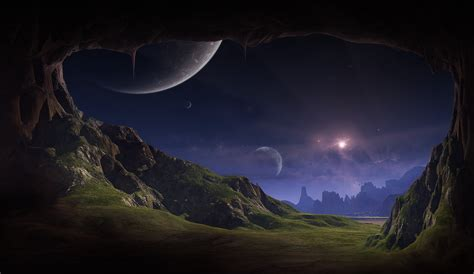 Alien Planet Hd Wallpaper Alien Planet Wallpapers Download Free Pixelstalk Net
