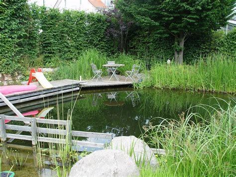 Der Schwimmteich Wohlfuehloase Im Garten by Schwimmteiche Gartenbau Gartenplanung Landschaftsbau