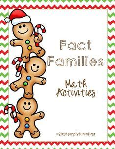 fact families images fact families st grade