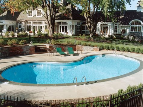 In-ground Swimming Pools Fayetteville Nc