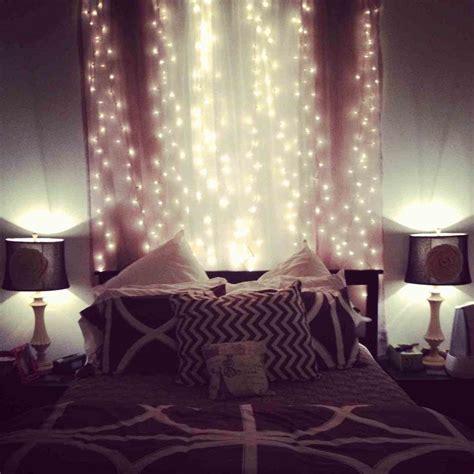 Tumblr Bedrooms With Fairy Lights Bierwerxcom