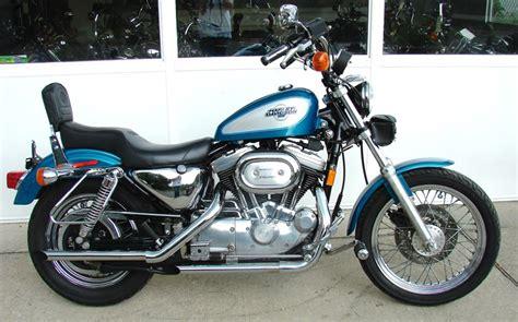 Harley Davidson Sportster 1200 Specs  1994, 1995