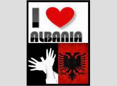 Albanien flagge We Heart It