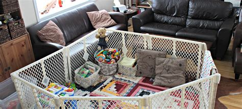 A Home With A Play Area For by Today S Hint How To Create A And Safe Play Space In A