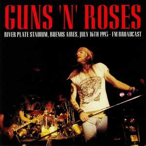 GUNS N ROSES River Plate Stadium Buenos Aires July 16th ...