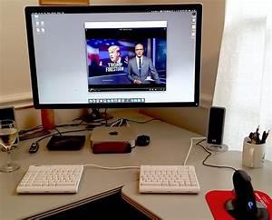 Mac, Setup, Desk, Of, A, Software, Developer, U0026, It, Architect