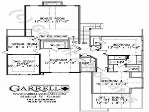3 Bedroom Ranch House Plans With Walkout Basement113 - 3 ...