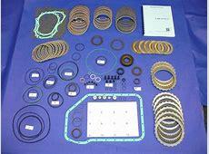 Level 10 PTS Bmw Automatic Bulletproof Rebuilding Kit