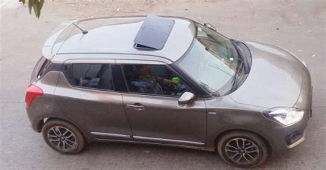 check    maruti swift  aftermarket sunroof