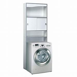 meuble de machine laver attractive meuble pour machine a With meuble machine a laver encastrable