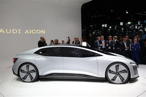 Aicon Concept Is Audi's Future Vision Of An Autonomous