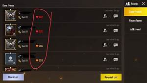 How To Pubg Mobile Game Friends Heart PoTwo