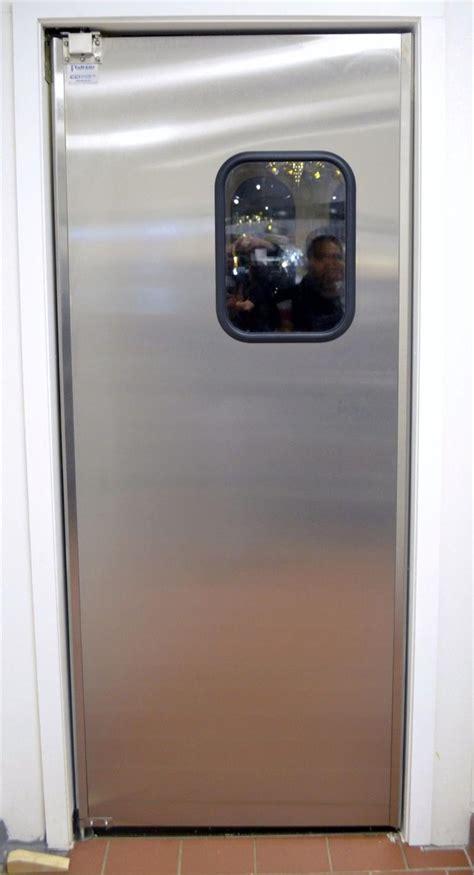 stainless steel doors restaurant kitchen doors stainless steel restaurant door
