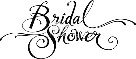 bridal shower clip bridal shower stock vector more images of 2015