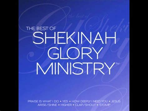 Shekinah Glory Ministry-yes (extended Version) Chords
