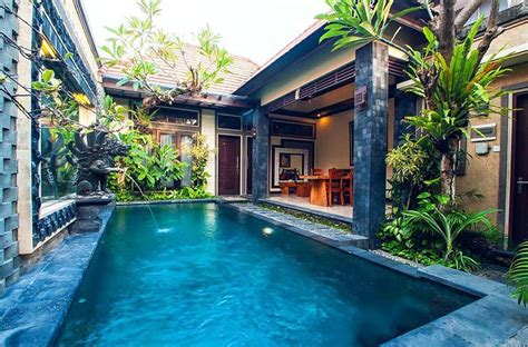 20 Private Pool Bali Villas You Won't Believe Under 0