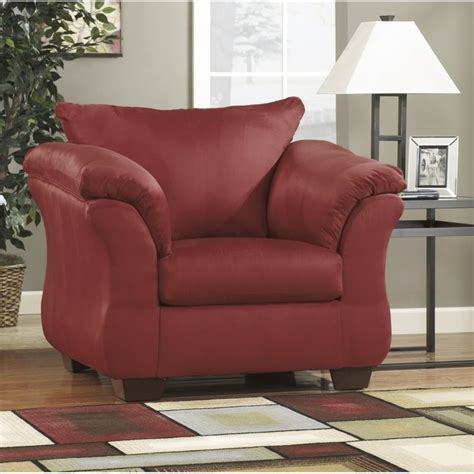 darcy fabric chair in salsa 7500120