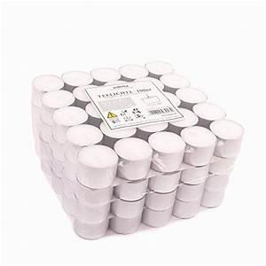 Teelichter Ohne Alu : pajoma teelichter weiss unbeduftet 100 st ck 3 8cm ~ A.2002-acura-tl-radio.info Haus und Dekorationen
